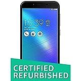 (Renewed) Asus Zenfone 3 Max ZC553KL 32 GB ROM, 3GB RAM (Grey)