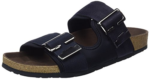 G-Star Raw Uomo, Sandali Command Buckle Sandal, Colore Blu (Blau (dark navy 881)), 40