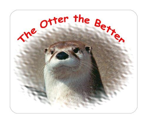 lontra-tappetino-per-il-mouse-di-wildlife-il-migliore-lontra