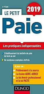 Le Petit Paie 2019 - Les pratiques indispensables de Jean-Pierre Taïeb
