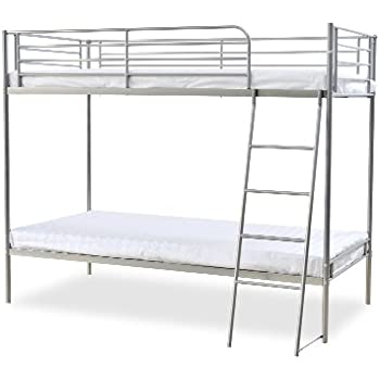 Short bunkbed wooden 3ft twin bunk bed includes 2x 15cm for Short twin bed frame
