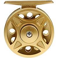 Gazechimp Carrete de Pesca Mosca Arrojadizo de Cebo Anzuelo Exactitud Distancia Corecta Deporte Aire Libre - 4.2 x 4.8 cm