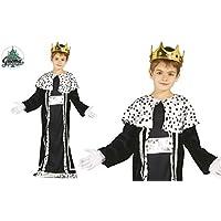 Disfraz de Rey Melchor infantil 7-9 años