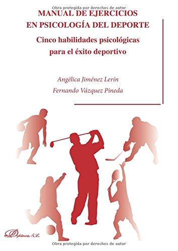 Manual de ejercicios en psicología del deporte