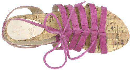 Black Lily cosmos sandal, Sandali donna Rosa (Pink (fuchsia))