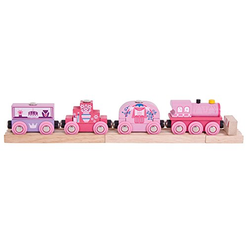 Bigjigs Rail Train Princesse