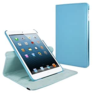 Minisuit Orbit 360 Rotating Stand Case for iPad Mini 2012 Release (Sky Blue)