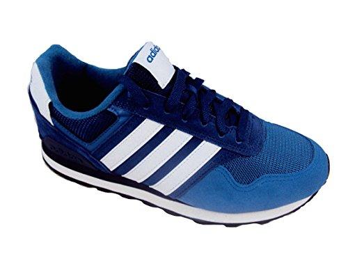 adidas - 10k, Scarpe sportive Uomo Blu (Azumis / Ftwbla / Azubas)