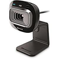 Microsoft LifeCam HD-3000 (Webcam, Skype zertifiziert)