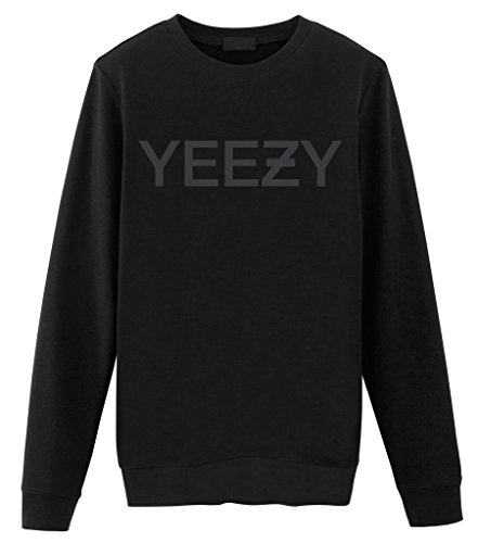 Fellow Friends - YEEZY Unisex Sweater Small Black