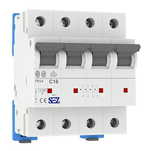 Elektrische Ausrüstungen & Supplies Gut 1 P 20a Transparent Fall Leitungsschutzschalter Schutzschalter Guter Qualität