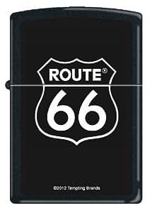 Zippo 50810731 Briquet Route 66