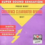 Songtexte von Creedence Clearwater Revival - Proud Mary: Best