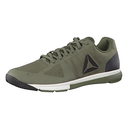 Reebok Herren R Crossfit Speed Tr 2.0 Gymnastikschuhe, Grün (Hero-Hunter Green/Coal/Chalk 000), 39 EU -