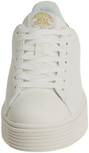 Xti 046987, Chaussures femme Blanc