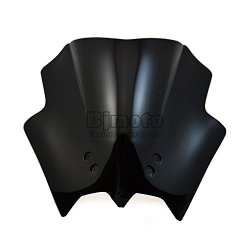 Parabrisas de la motocicleta de alta calidad para DUKE 390 2013-2017