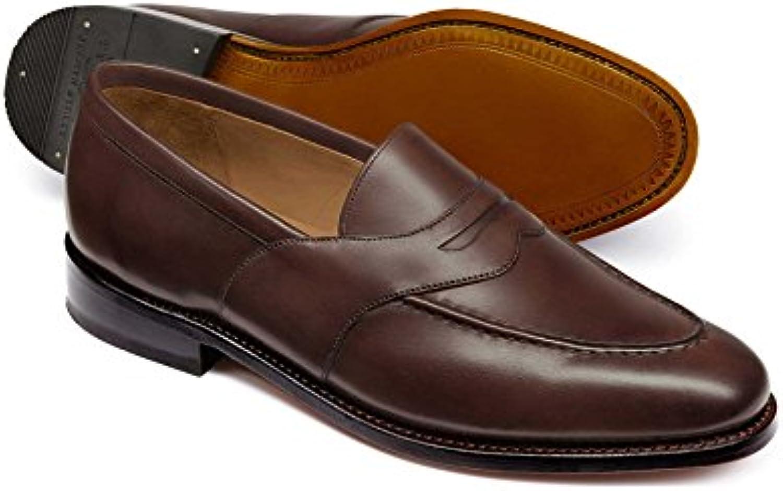 Charles Tyrwhitt Allet Loafer in Braun