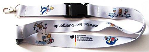 BSI Bundesamt für Sicherheit in der Informationstechnik - Schlüsselband