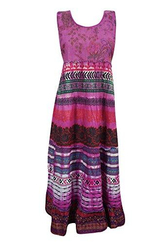 Mogul Interior Damen Cocktail Kleid Rose