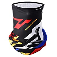 VBIGER Face Bandana Mask, Headwear, Neck Gaiter, Head Wrap, Headband,Scarf for Men and Women, with UV Protection & Unique Ear Loop