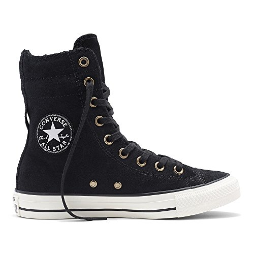 Converse All Star Suede Sherling X-Hi W Calzado black