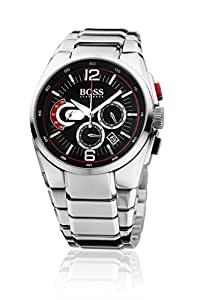 Hugo Boss - 1512738 - Montre Homme - Quartz Chronographe - Bracelet Acier Inoxydable Argent