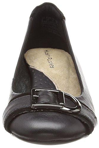 Hush Puppieslamis Candid - Chaussures À Lacets Pour Femme Noir (noir (noir))