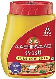 Aashirvaad Svasti Pure Cow Ghee, 1 Ltr