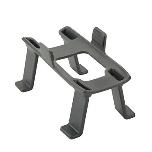 Preisvergleich Produktbild Bescita Landing Gear Landing Feet Halterung Protector Height Zubehör für DJI Spark RC Drone (Grau)