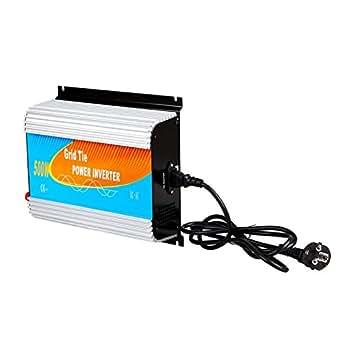 AIGER - Onduleur injection réseau 500W - 10.5-28VDC