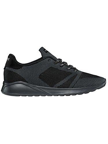 Globe Avante Unisex-Erwachsene Sneakers Black/Black