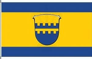 Königsbanner Hissflagge Wehrda - 150 x 250cm - Flagge und Fahne
