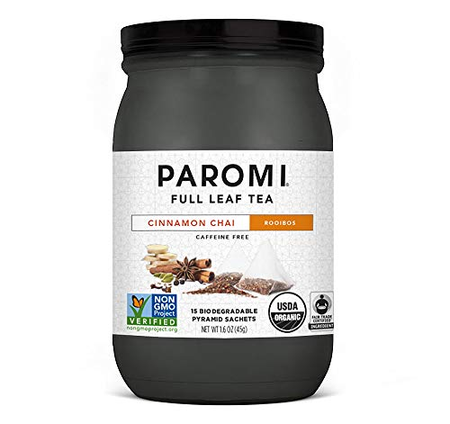 PAROMI TEA Cinnamon Chai Tea