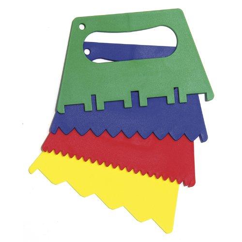 Chenille Kraft CK-5185 Farbe Schaber