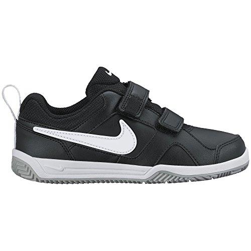 Nike Lykin 11 (Psv), Chaussures Multisport Indoor Mixte Enfant Noir (Black/White/Wolf Grey)