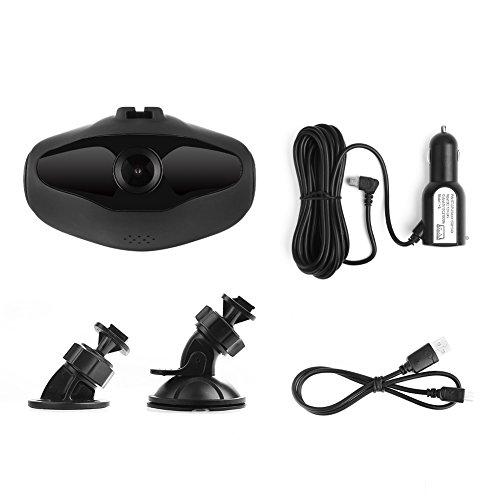 APEMAN Mini Car Camera Dash Cam 1080P Full HD Video Recorder with Sony Sensor, 650NM Lens, WDR, Loop Recording, Motion Detection, Park Monitor and G-Sensor