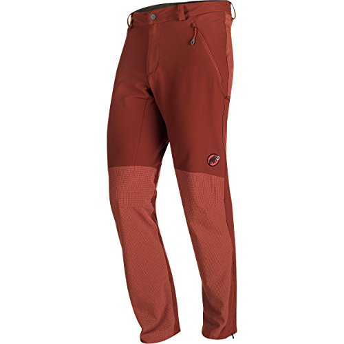 Mammut Base Jump SO Pants Maroon