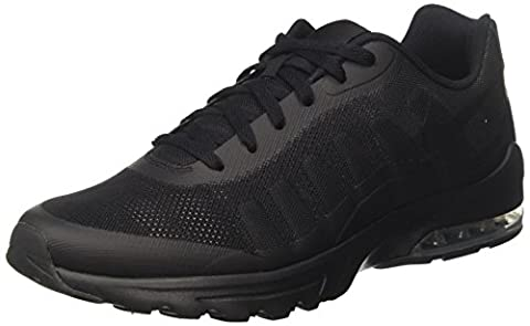 Nike Air Max Invigor, Chaussures de Running Homme, Noir (Black/Black-Anthracite), 42 EU