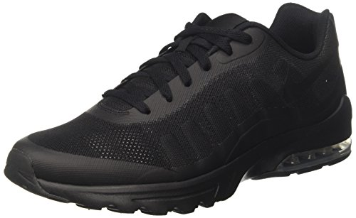premium selection 27a1f 132dc Nike Air Max Invigor, Zapatillas Hombre, Negro (Black   Black-Anthracite)