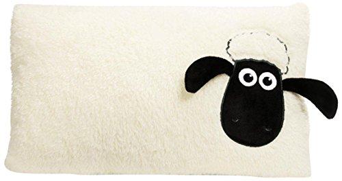 Nici 33337 - Kissen Shaun das Schaf rechteckig 43 x 25 cm Preisvergleich