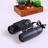 Forfar 30x60 Zoom HD Wide Angle Binoculars Folding Binoculars Telescope Low Light Night Vision IR Telescope Coated Optic