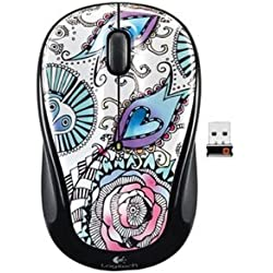 Logitech M235 Wireless Mouse (Foral Foray)