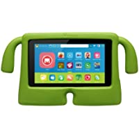 """Memup SlidePad Kids Tablette Tactile 7"""" (17,78 cm) BoxChip A13 Cortex A8 8803 1 GHz Android Jelly Bean 4.1.2 Wi-Fi Vert"""