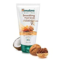 Himalaya Herbals Smoothing Foot Scrub 150 ml, Pack of 1