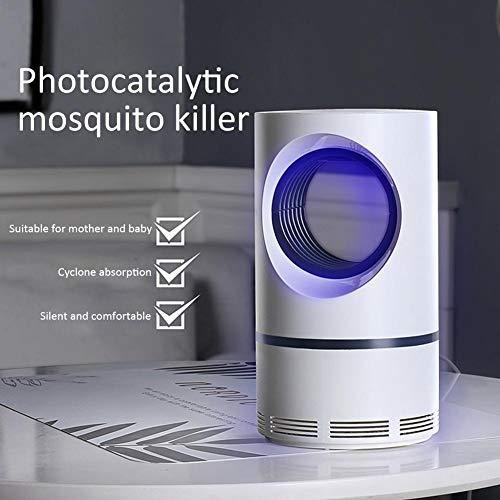 Beatie Lámpara Antimosquitos para Proteger a los niños, lampara de Mosquito para Hogar Interior Jardín...
