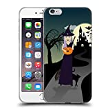 Head Case Designs Offizielle PLdesign Hexe Halloween Soft Gel Hülle für iPhone 6 Plus/iPhone 6s Plus