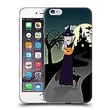 Head Case Designs Offizielle PLdesign Hexe Halloween Soft Gel Hülle für iPhone 6 Plus/iPhone 6s Plus