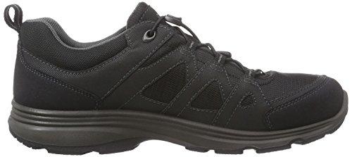 Ecco Light Iv, Chaussures de Fitness Homme Noir (51052Black/Black)