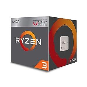 Comprar AMD Ryzen 3 2200G, Procesador 3.5 hasta 3.7 GHz 65W