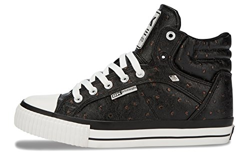 British Knights DEE DONNE ALTE SNEAKERS Nero
